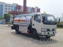 中汽力威牌HLW5080GJY5HQ型加油车