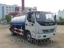 Zhongqi Liwei HLW5080GXE5BJ suction truck