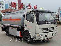 Zhongqi Liwei HLW5110GJY fuel tank truck