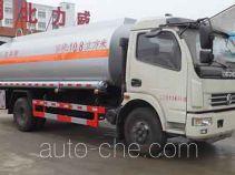 Zhongqi Liwei HLW5110TGYD oilfield fluids tank truck