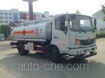 中汽力威牌HLW5140GJY5EQ型加油车