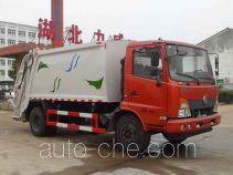 Zhongqi Liwei HLW5140ZYS5EQ garbage compactor truck