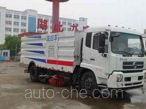 Zhongqi Liwei HLW5160TXS5DF street sweeper truck