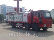 Zhongqi Liwei HLW5250TSC5CA fresh seafood transport truck