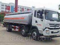 Zhongqi Liwei HLW5252TGY5HQ oilfield fluids tank truck