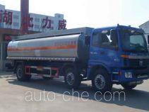 Zhongqi Liwei HLW5253TGY5BJ oilfield fluids tank truck