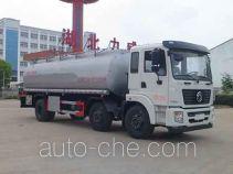 Zhongqi Liwei HLW5255TGY5EQ oilfield fluids tank truck