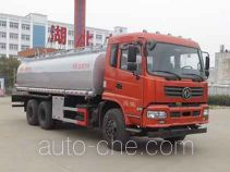 Zhongqi Liwei HLW5256TGY5EQ oilfield fluids tank truck