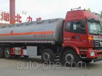 Zhongqi Liwei oil tank truck