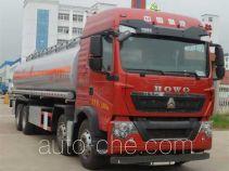 Zhongqi Liwei HLW5320GYYZ oil tank truck