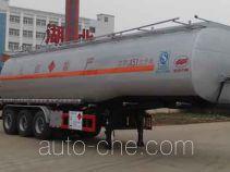 Zhongqi Liwei HLW9401GYY oil tank trailer