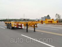 Lurun HLX9400TJZE container transport trailer