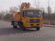 Huanli HLZ5160TDM ямобур со спиральным буром на базе автомобиля