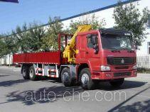 Huanli HLZ5310JSQ грузовик с краном-манипулятором (КМУ)