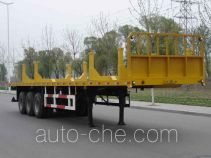 Huanli HLZ9400GCP pipe transport trailer