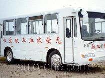 Huaxin blood collection medical vehicle