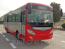 Huaxin HM6801CRBEV electric city bus