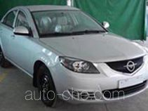 Haima hybrid car