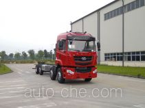 CAMC Star HN1310HC31D4M5J truck chassis