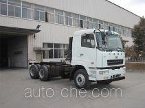 CAMC Star HN3250B35C6M5J dump truck chassis