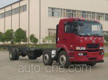CAMC Star HN3250C27D8M4J dump truck chassis