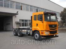 CAMC Star HN3250H35D4M5J dump truck chassis