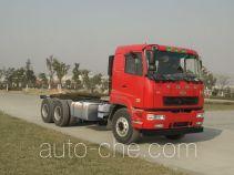 CAMC Star HN3251B34C9M4J dump truck chassis