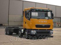 CAMC Star HN3293A37DLM4J dump truck chassis