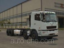CAMC Star HN3310BC37DLM4J dump truck chassis