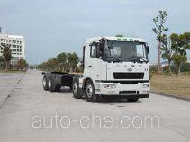 CAMC Star HN3318AB38C3M4J dump truck chassis