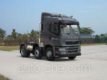 华菱之星牌HN4250NGX35C2M5型牵引汽车