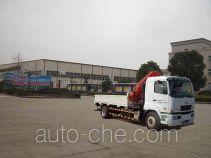 CAMC Star HN5160JSQ0L3 truck mounted loader crane