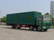 CAMC Star HN5241P24E8M3XYZ postal vehicle