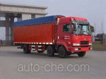CAMC Star HN5250CPYC24E8M4 soft top box van truck