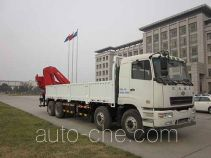 CAMC Star HN5310JJH0L4 weight testing truck