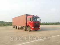 CAMC Star HN5310XXYYHC31D4M5 box van truck