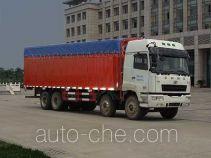 CAMC Star HN5311CPYP29D6M3 soft top box van truck