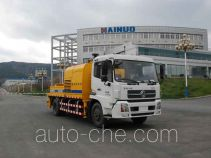Hainuo truck mounted concrete pump