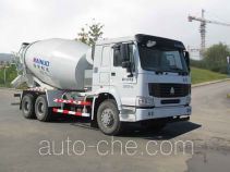 Hainuo HNJ5253GJB4C concrete mixer truck