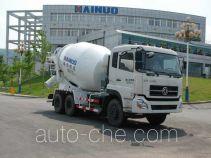 Hainuo HNJ5254GJBC concrete mixer truck