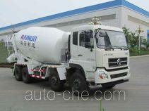 Hainuo HNJ5314GJB4A concrete mixer truck