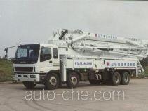 Hainuo HNJ5380THB concrete pump truck