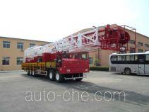 Yuehu HPM5510TXJ110 well-workover rig truck