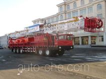 Yuehu HPM5541TXJ135 well-workover rig truck