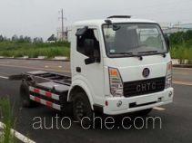 CHTC Chufeng HQG1041EV2 electric truck chassis