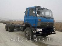 CHTC Chufeng HQG1252GD5 truck chassis