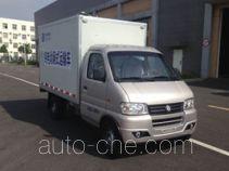 楚风牌HQG5032XXYEV型纯电动厢式运输车