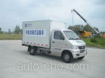 楚风牌HQG5031XXYEV2型纯电动厢式运输车