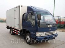 Chufeng HQG5040XXYGD5 box van truck