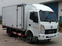 楚风牌HQG5050XXYEV型纯电动厢式运输车